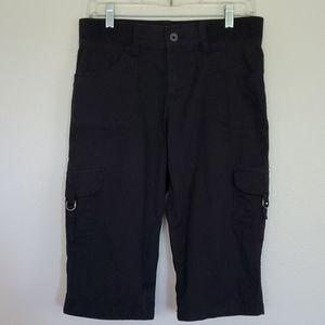 Lee's Platinum Label Black Bermuda Shorts - 6P